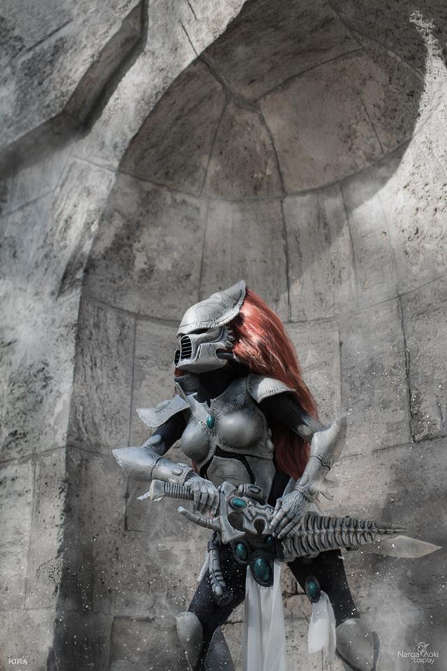See This Impressive Warhammer 40k Cosplay