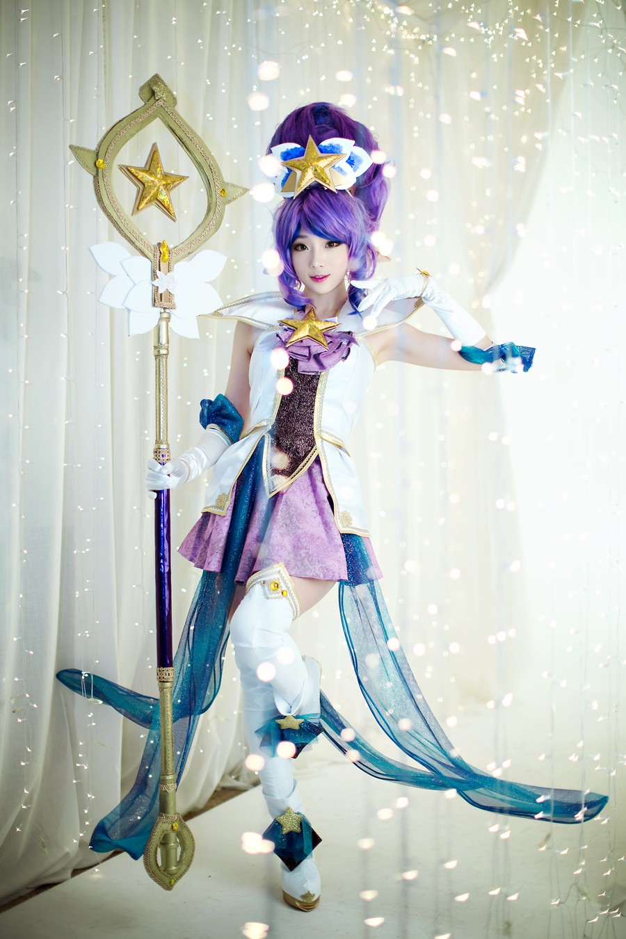 Star Guardian Janna and Lulu Cosplay