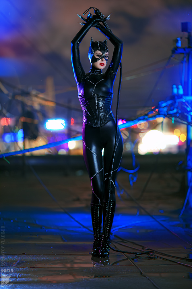 Nine Lives - Catwoman