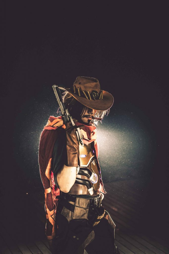 Overwatch - McCree - Cosplayer from Korean