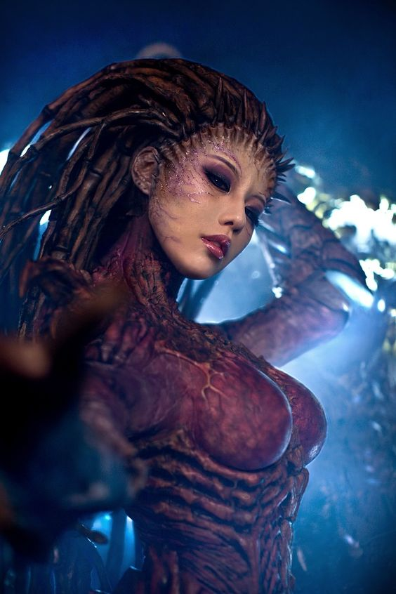 Sarah Kerrigan Cosplay