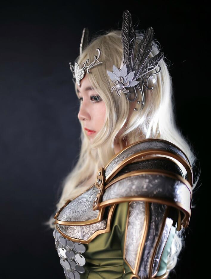 Black Desert Ranger Cosplay Features a Whole Set of Perfect Gear