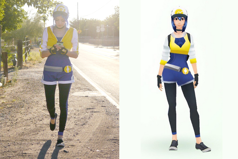 This Is How Pokemon Go Trainer Looks Like in Real World