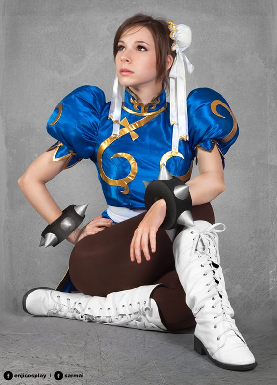 Street Fighter Chun Li Cosplay