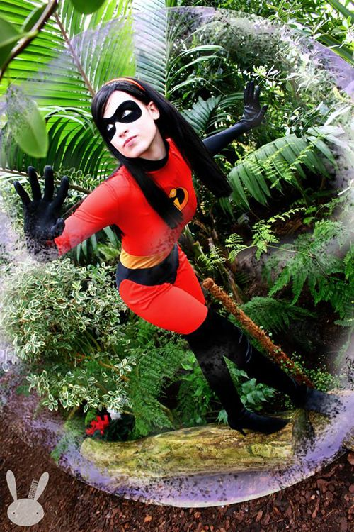 The Incredibles - Violet Parr Cosplay