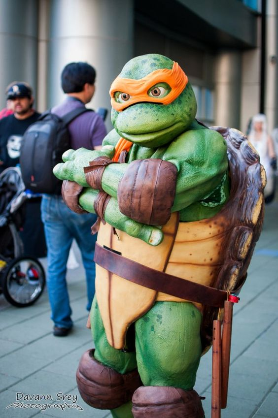 Teenage Mutant Ninja Turtles - Mikey - Cosplay