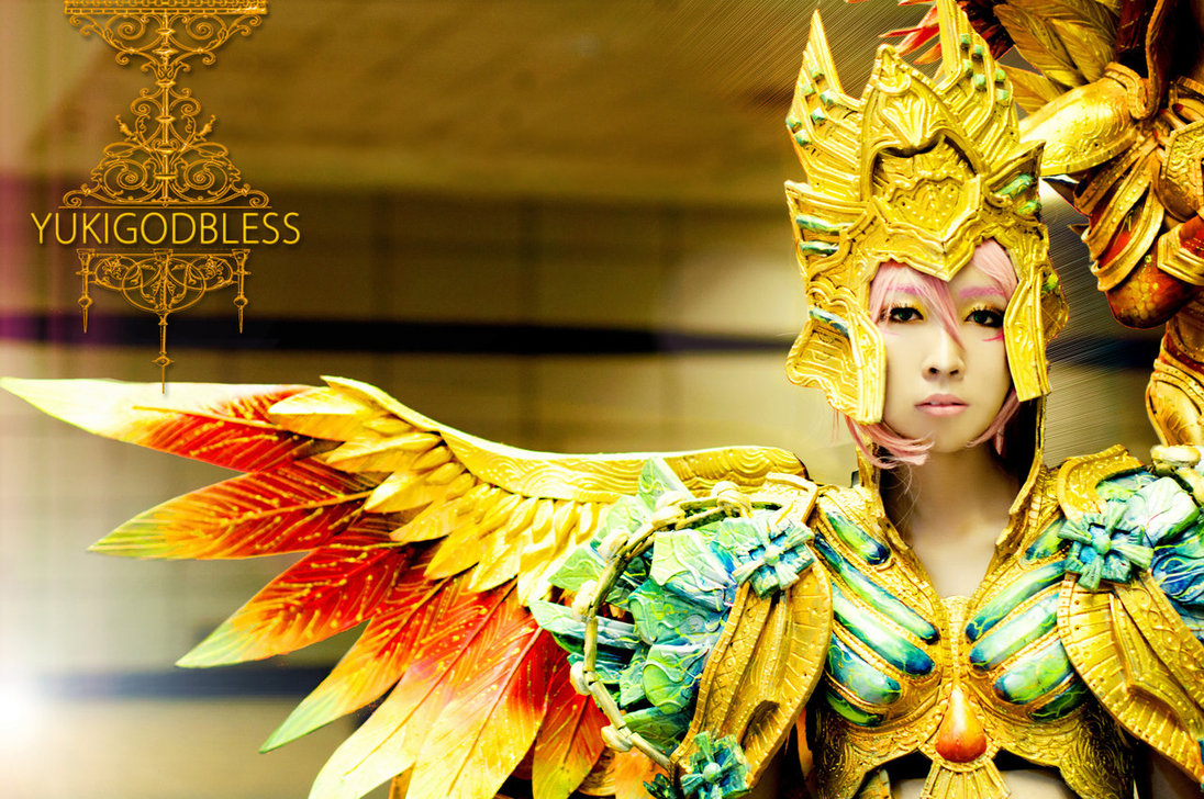 Battle of the Immortals Cosplay
