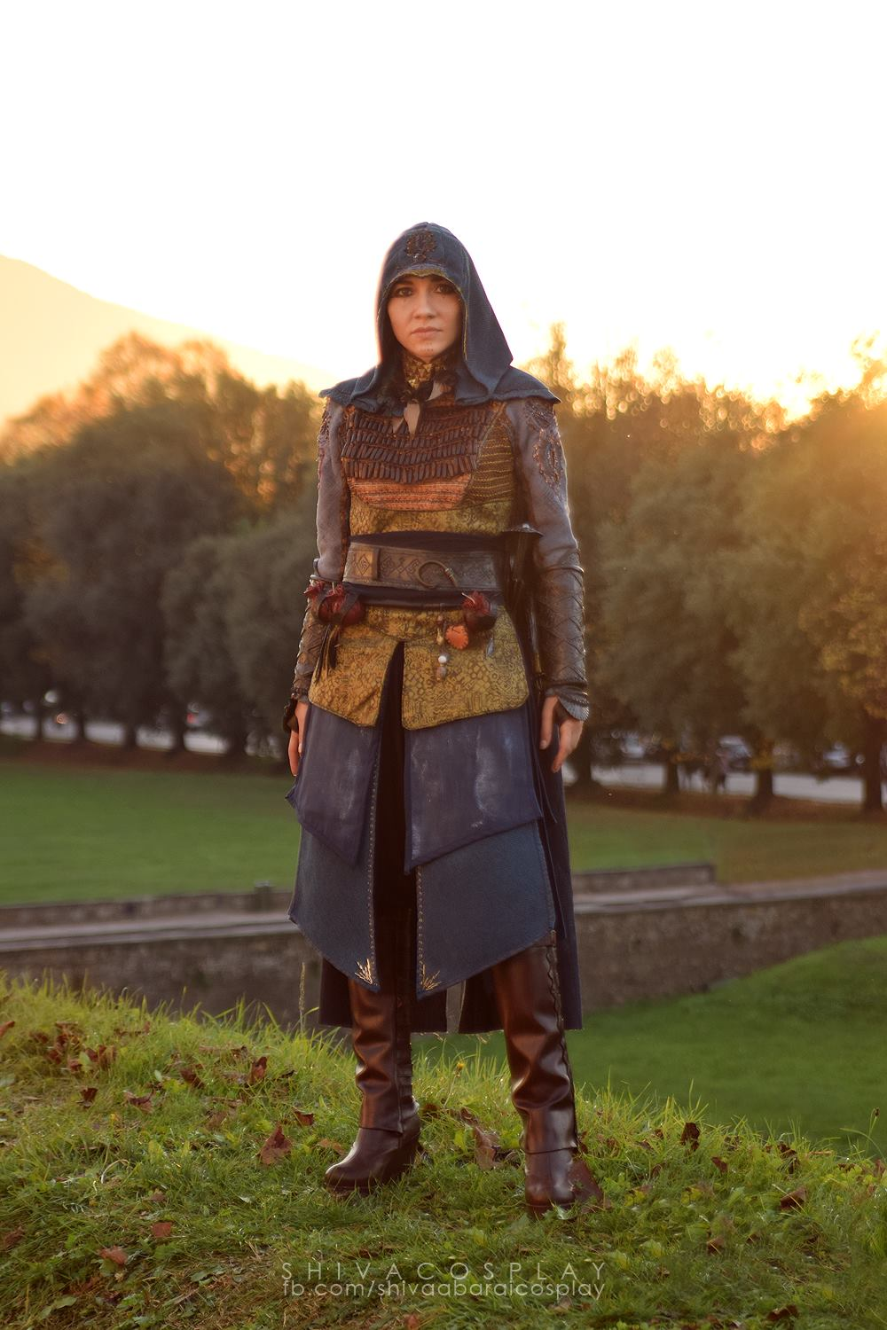 The Assassin's Creed Cosplay