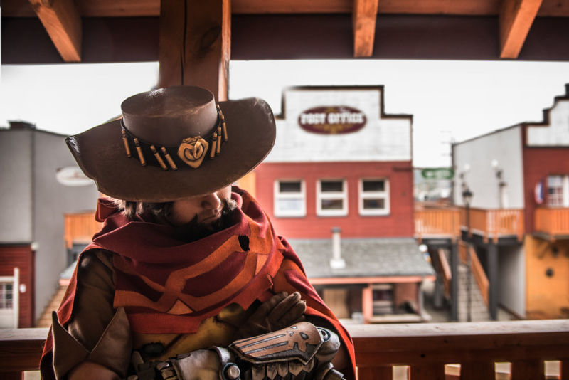 Overwatch Cowboy Cosplay