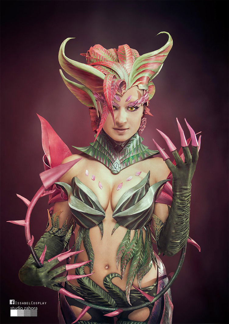 League of Legends - Zyra Cosplay