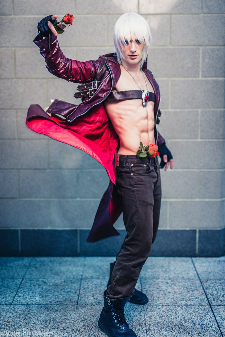 Devil May Cry 3 - Dante Cosplay
