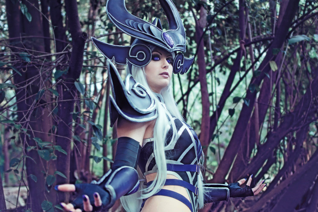 League of Legends - Syndra Cosplay