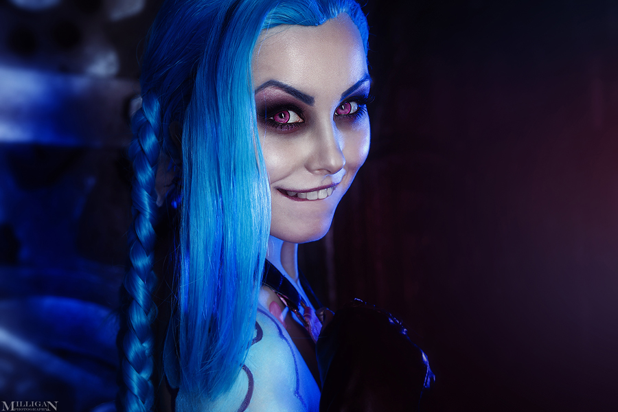 League of Legends - Jinx Cosplay