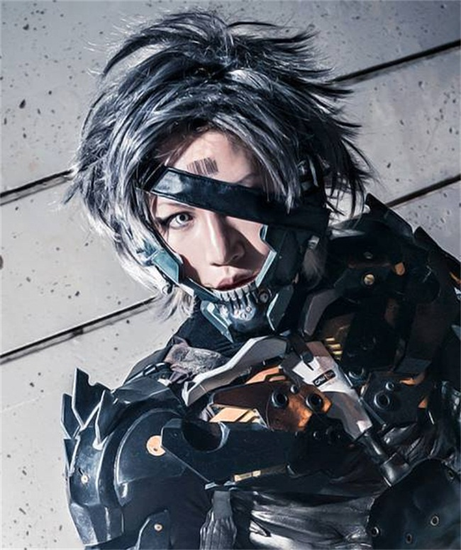 Metal Gear Solid 2 - Raiden Cosplay