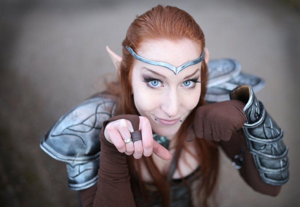 ESO sweet elven cosplay