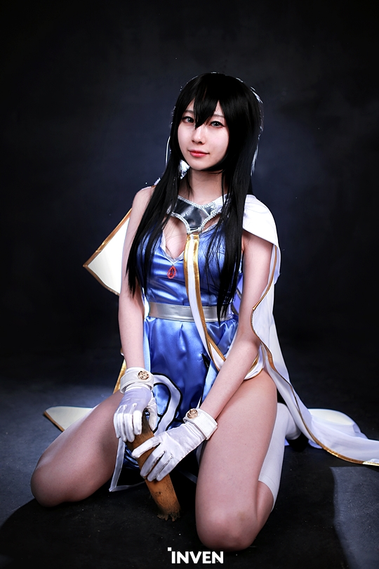 Lineage Eternal Archer cosplay 1
