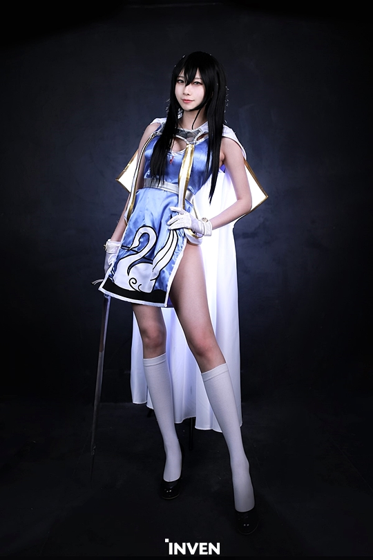 Lineage Eternal Archer cosplay 11