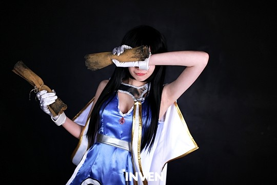 Lineage Eternal Archer cosplay 13