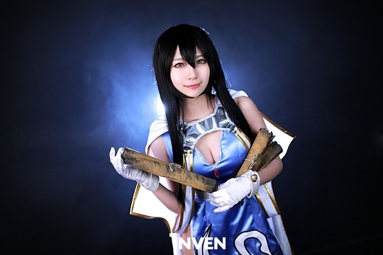 Lineage Eternal Archer cosplay 15