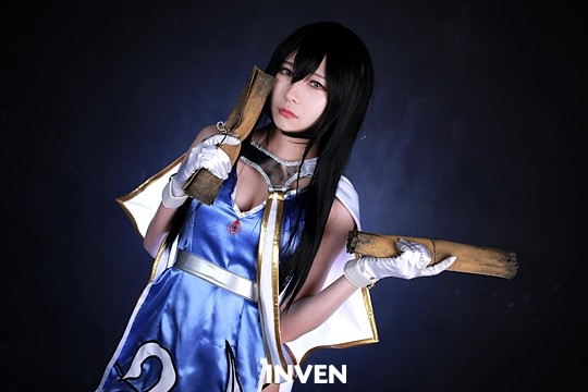 Lineage Eternal Archer cosplay 16