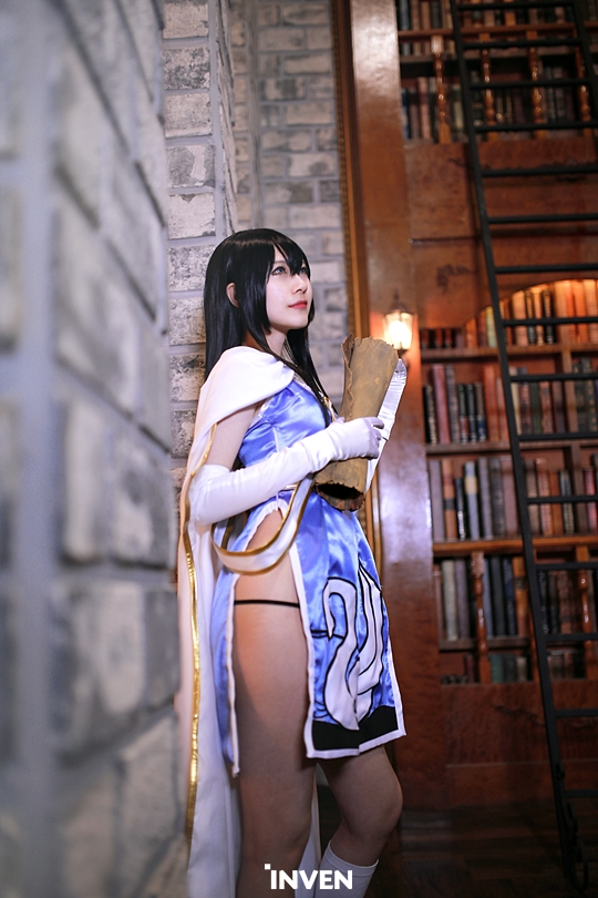 Lineage Eternal Archer cosplay 7
